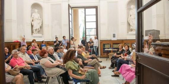 dibattiti a Una marina di libri - foto di Azzurra De Luca