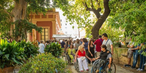 Ph.: Azzurra De Luca - Servizi per l'accessibilità